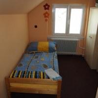 Pokoj č. 13 - jednolůžkový